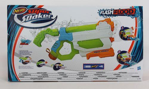 Nerf Super Soaker  - FlashFlood, Wasserpistole - Hasbro A9466EU4 – Bild 2