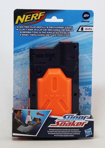 Nerf Super Soaker Clip Tank  - Hasbro 29248983 – Bild 1