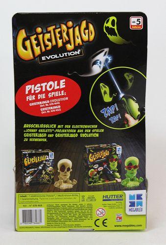 Geisterjagd Evolution Pistole - Megableu 678468  – Bild 2