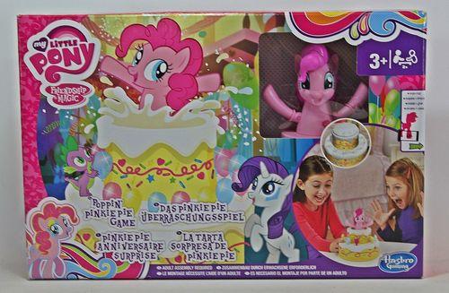 Das Pinkie Pie Überrraschungsspiel - Hasbro Spiele B2222EU4 – Bild 1