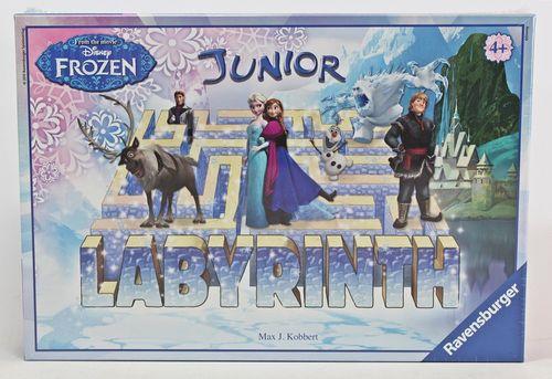 Disney Frozen Junior Labyrinth - Ravensburger 22314 – Bild 1