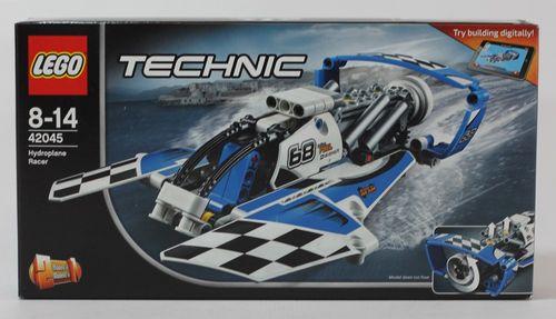 Lego Technic 42045 - Renngleitboot – Bild 1