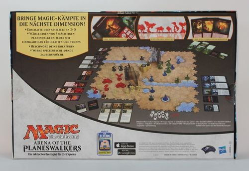 Magic The Gathering - Arena of the Planeswalkers - Hasbro Spiele B2606100 – Bild 2