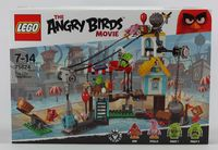 Lego Angry Birds 75824 - Pig City Teardown