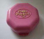 Polly Pocket Suki's Japanisches Teehaus Japanese Tea House 1990 (A-D-2) 001