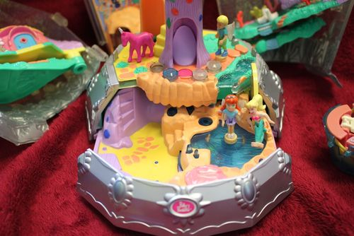 Polly Pocket Diamond Wonderland Jewel Faires - ACHTUNG DEFEKT (A-D-1) – Bild 7