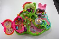 Polly Pocket Magical Movin' Fairyland mit 2 Figuren Feen Feenland (A-D-8) – Bild 2