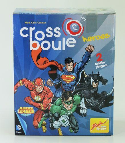 Crossboule Heroes Spiel von Zoch Batman vs Superman Neuware