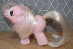 My little Pony / Mein kleines BABY DOODLES Hong-Kong 1987 001