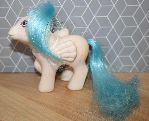 My little Pony / Mein kleines BABY GRAFFITI 1ST TOOTH HONG-KONG !! – Bild 2