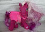 My little Pony Mein kleines CHERRY BLOSSOM KIRSCHBLÜTE mit Outfit G3 PONY 001