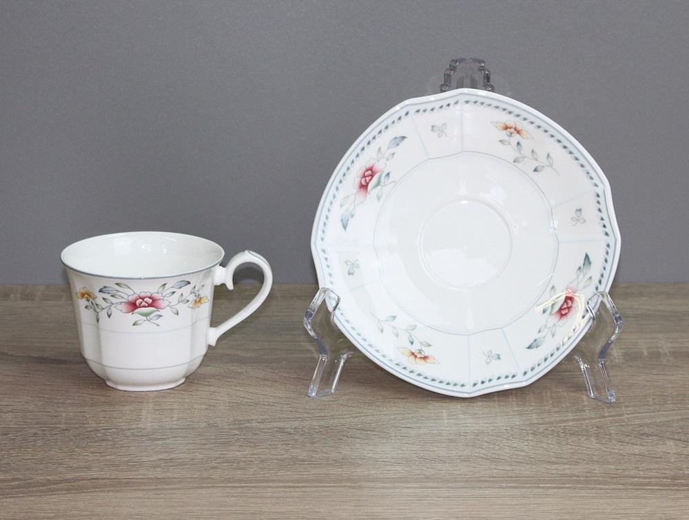 Villeroy /& Boch V/&B Portobello Kaffeetasse mit Untertasse Tasse Ø 9,5 cm