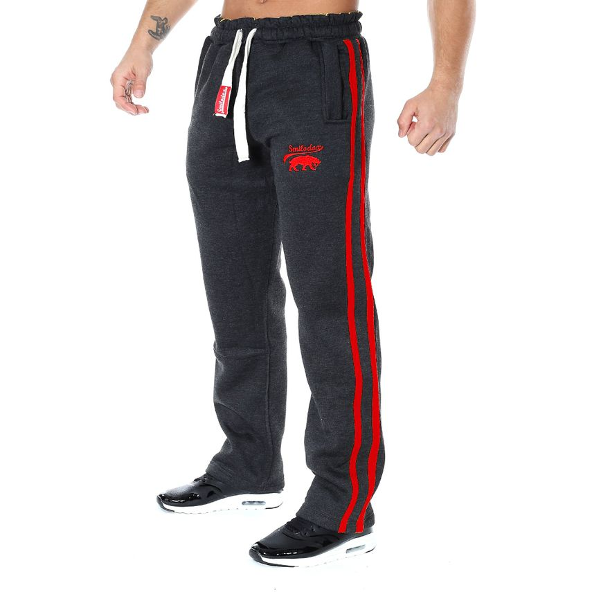 SMILODOX Jogginghose Herren Sport Fitness Gym Training  Freizeit Trainingshose – Bild 11