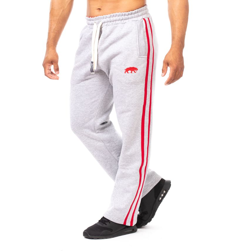 SMILODOX jogging trousers men sport fitness Gym training leisure training trousers – Bild 23