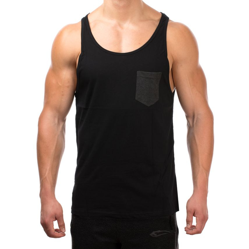 Smilodox Tank Top Pocket – Bild 13