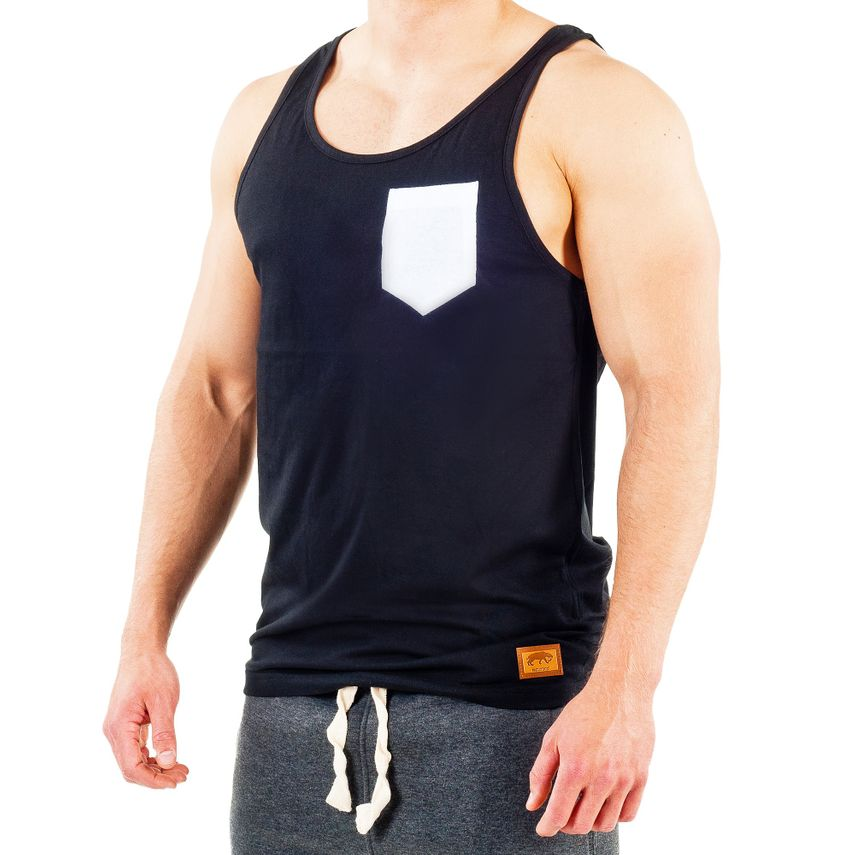 Smilodox Tank Top Pocket – Bild 11