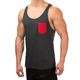 Smilodox Tank Top Pocket – Bild 4