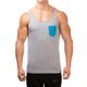 Smilodox Tank Top Pocket – Bild 24