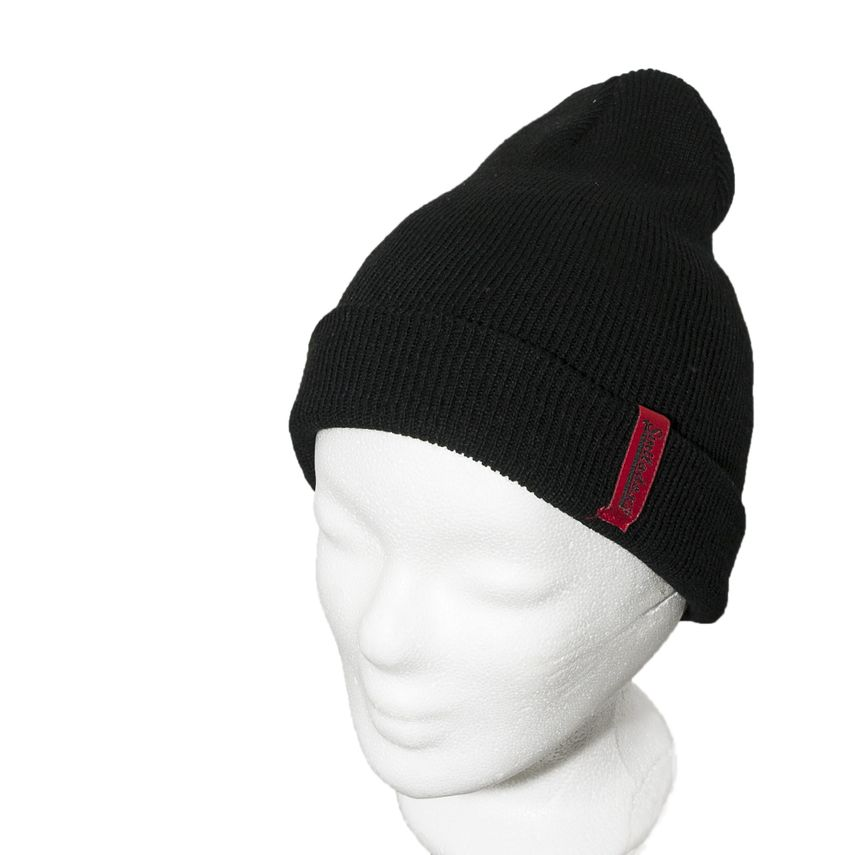 SMILODOX winter hat long   long with logo on the side in different colors  One Size 45ee1ed6987