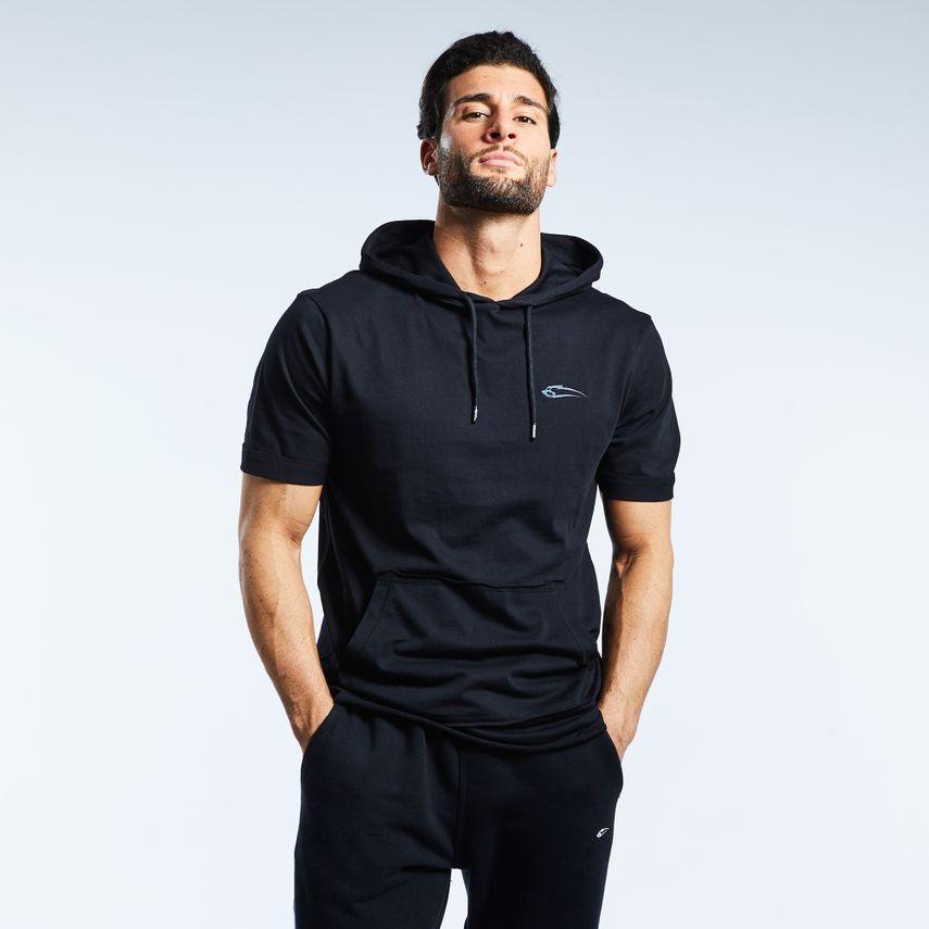 Smilodox Herren Hooded T-Shirt Pressure – Bild 17