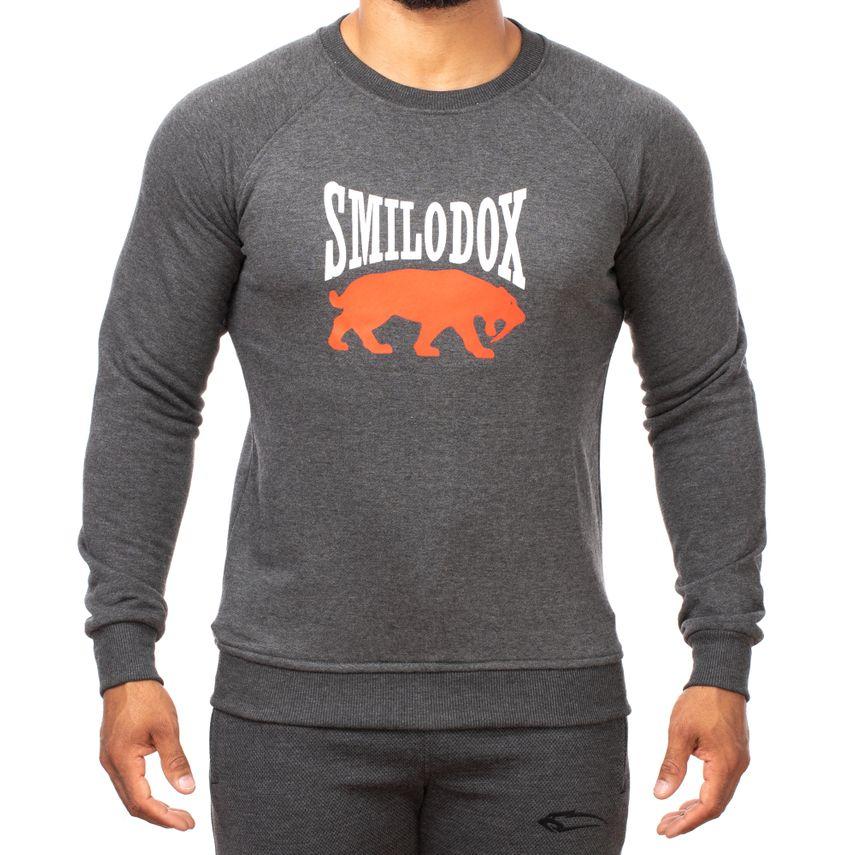 Smilodox Herren Sweatshirt Classic – Bild 1