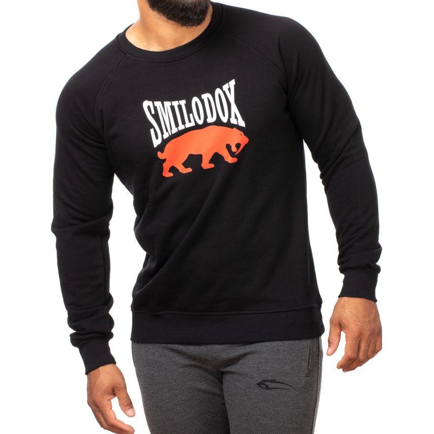 Smilodox Herren Sweatshirt Classic – Bild 11