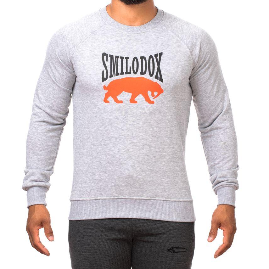 Smilodox Herren Sweatshirt Classic – Bild 5