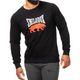 SMILODOX Sweatshirt Herren Sport Fitness Gym Freizeit Pullover Trainingspullover – Bild 11