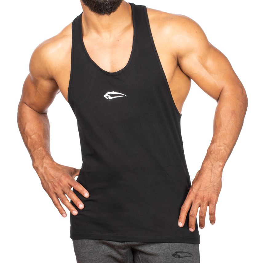 SMILODOX Stringer Herren Sport Fitness Gym Freizeit Trainingsshirt Tank Top – Bild 7