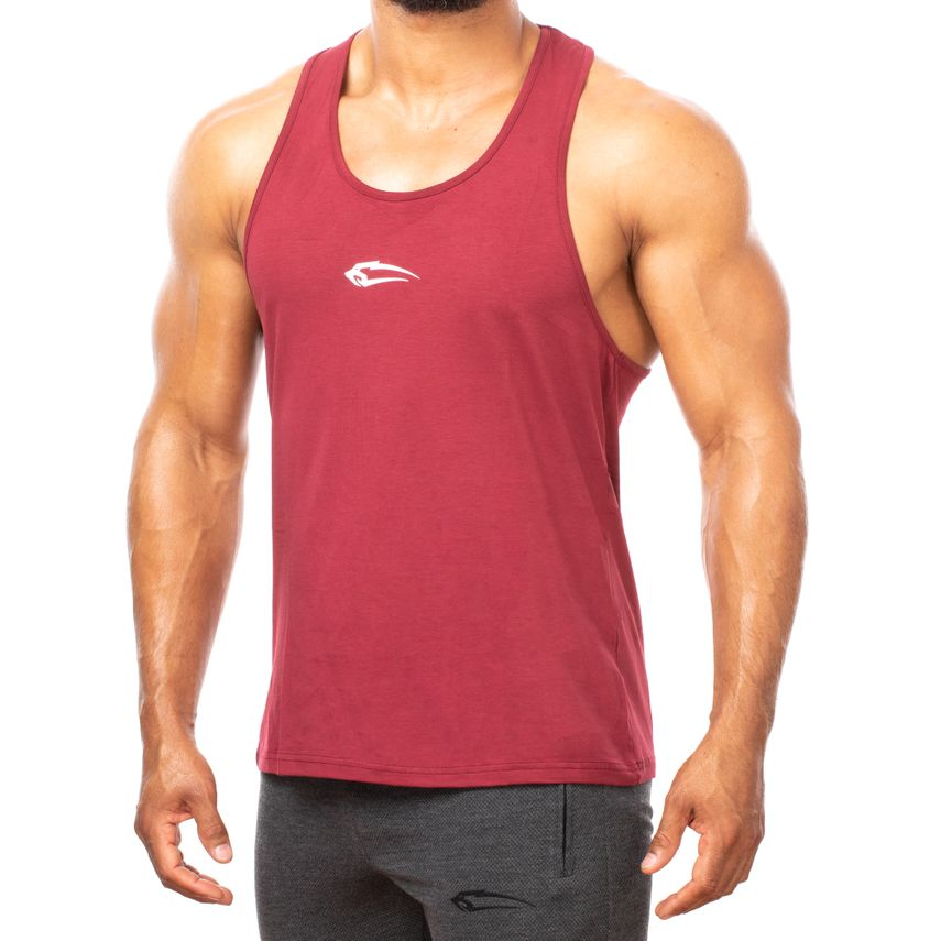 SMILODOX Stringer Herren Sport Fitness Gym Freizeit Trainingsshirt Tank Top – Bild 10