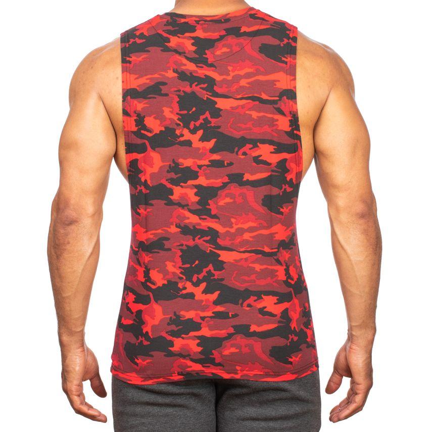 SMILODOX Tank Top Men Sports Fitness  Gym Leisure Training Shirt Sporttop – Bild 7