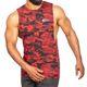 SMILODOX Tank Top Men Sports Fitness  Gym Leisure Training Shirt Sporttop – Bild 6