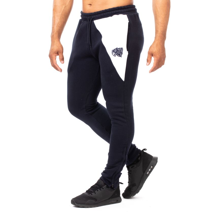 SMILODOX jogging trousers men sport fitness Gym training leisure training trousers – Bild 14