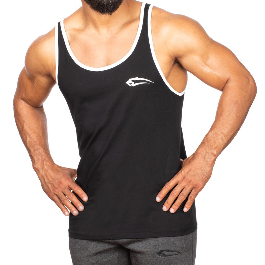 SMILODOX Tank Top Herren Sport Fitness Gym Freizeit Trainingsshirt Sporttop – Bild 1
