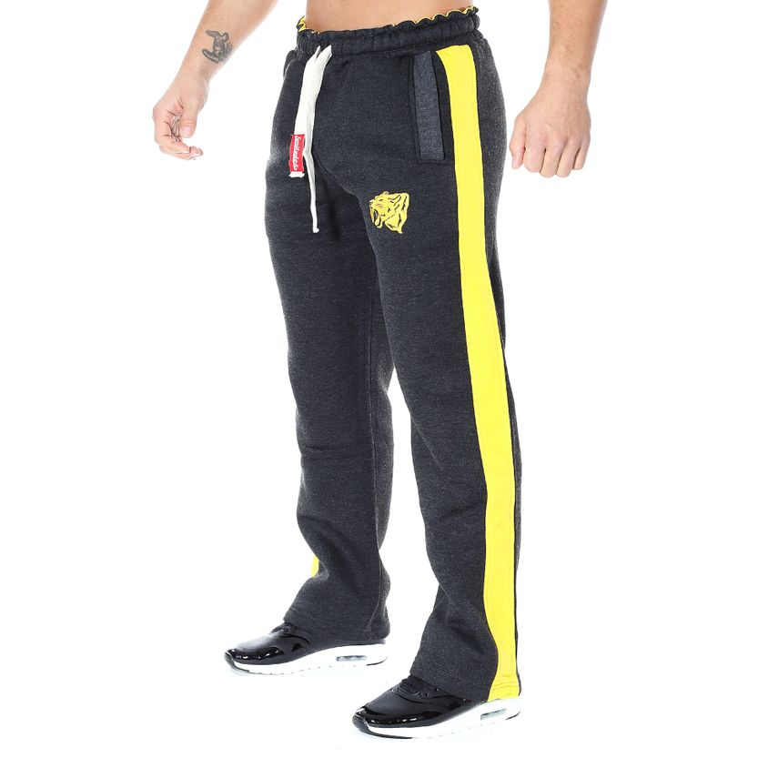 SMILODOX jogging trousers men sport fitness Gym training leisure training trousers – Bild 1