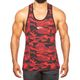SMILODOX Stringer Men Sports Fitness  Gym Leisure Training Shirt Tank Top – Bild 5