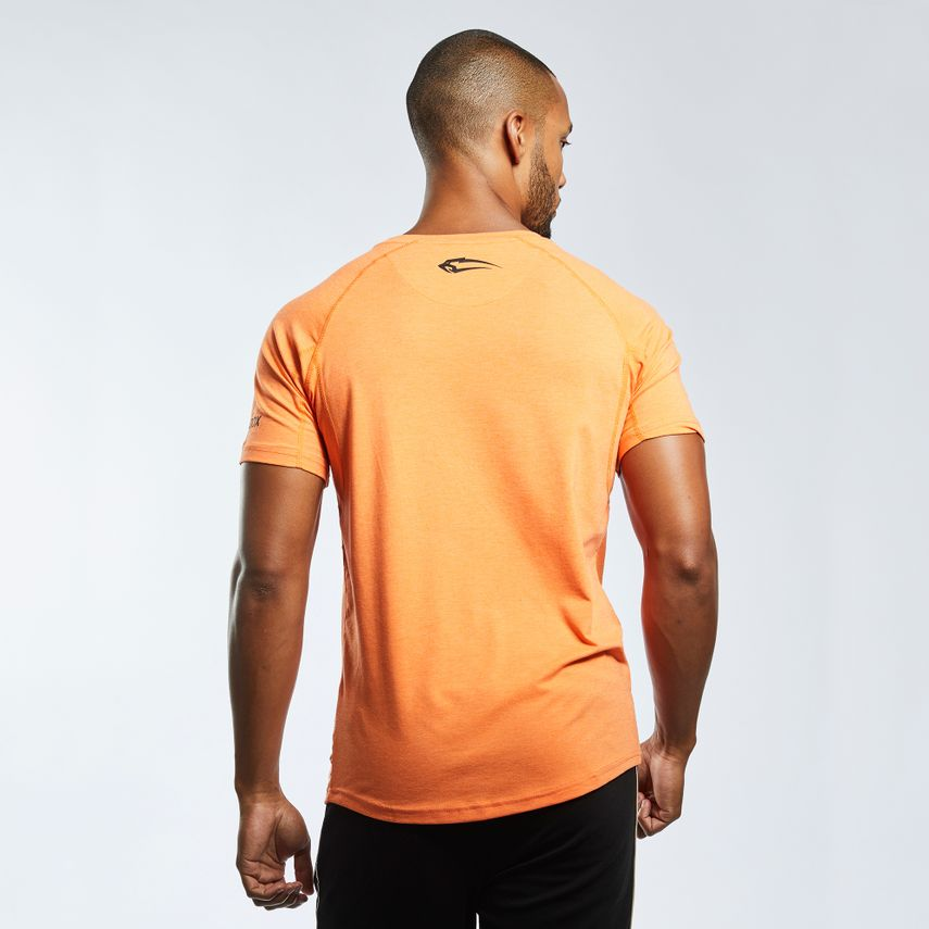 SMILODOX T-Shirt Men Sports Fitness  Gym Leisure Training Shirt Sportshirt – Bild 8