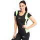 SMILODOX Shirt Damen Sport Fitness Gym Freizeit Top Sportshirt Trainingstop – Bild 1