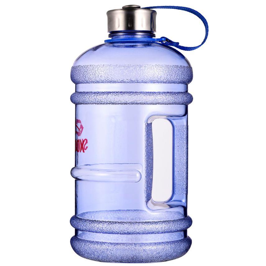 SMILODOX Trinkflasche Unisex Sport Fitness Gym Training Wasserflasche Bottle – Bild 3