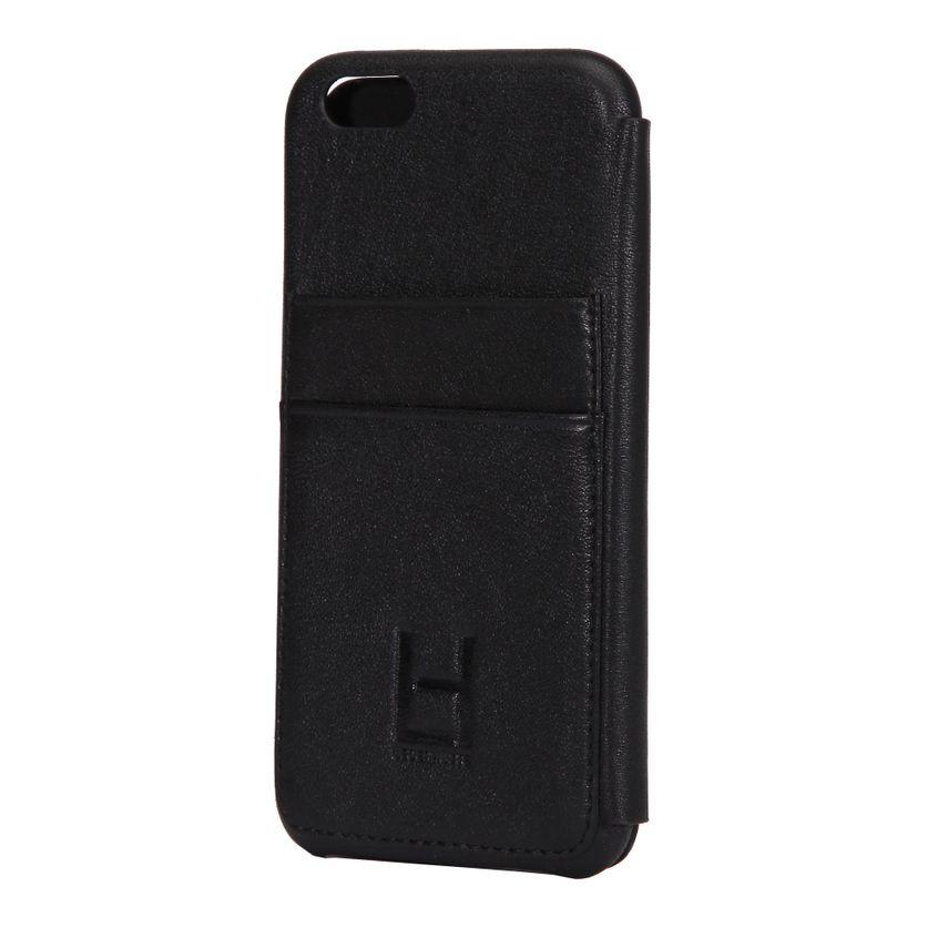 Lederhütte iPhone 6/6s Leder Flip Case – Bild 2