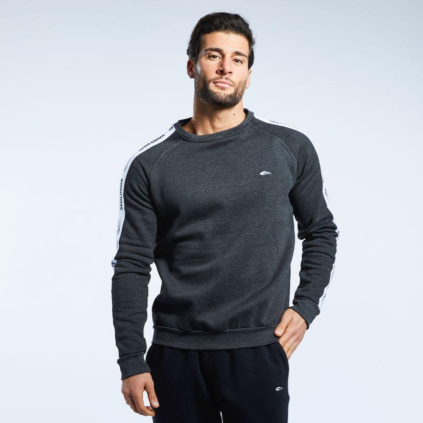 Smilodox Men's Sweatshirt Stripe – Bild 2
