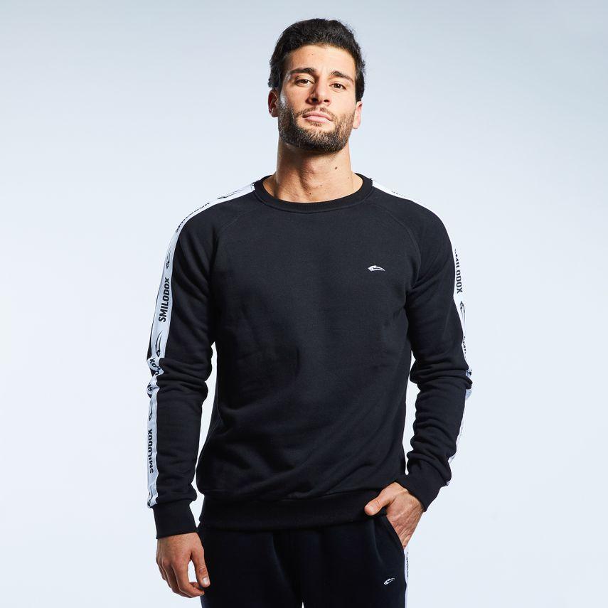 Smilodox Men's Sweatshirt Stripe – Bild 16