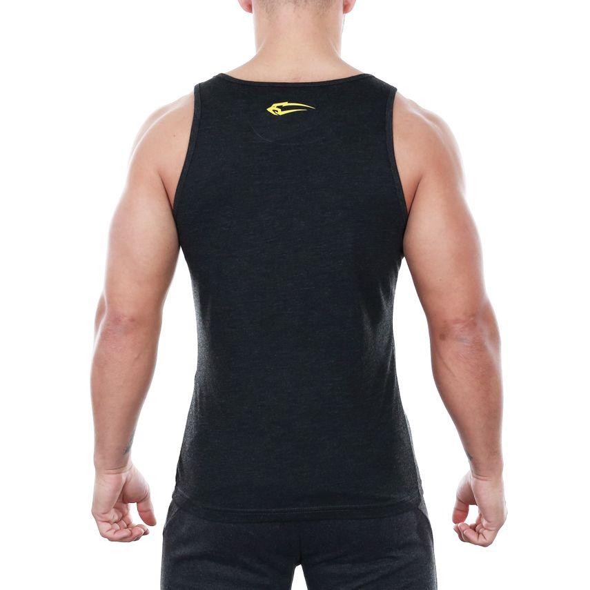 SMILODOX Tank Top Herren Sport Fitness Gym Freizeit Trainingsshirt Sporttop – Bild 3