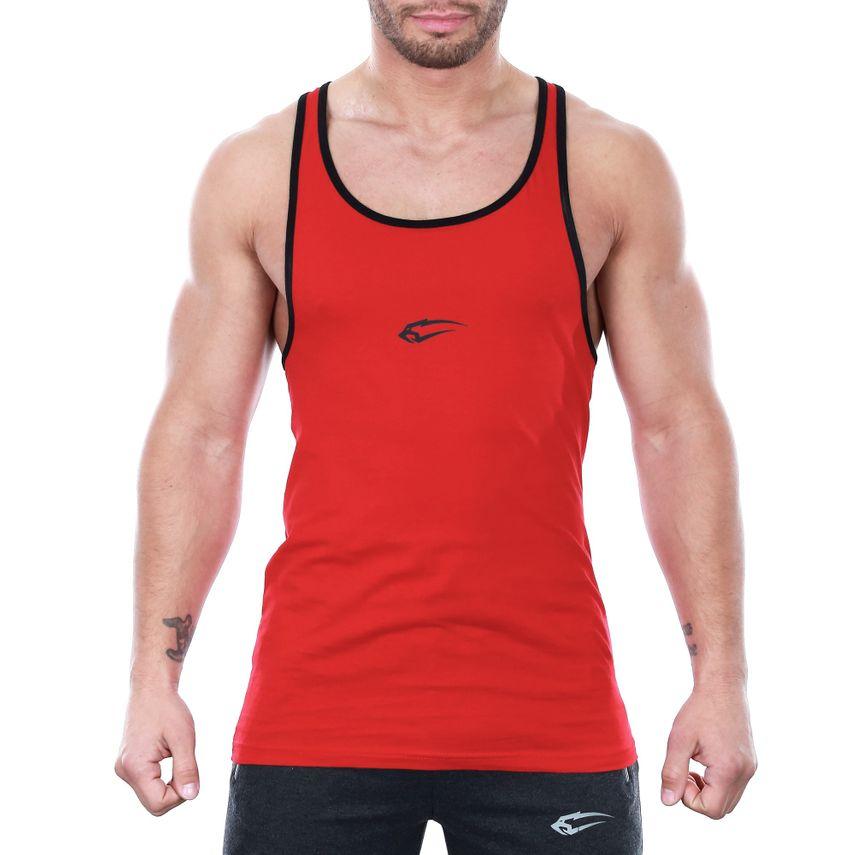 SMILODOX Stringer Herren Sport Fitness Gym Freizeit Trainingsshirt Tank Top – Bild 3