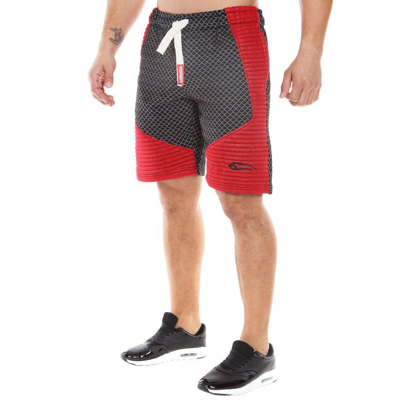 SMILODOX  Shorts Men Sports Fitness  Gym Leisure Training Shorts Shorts – Bild 1