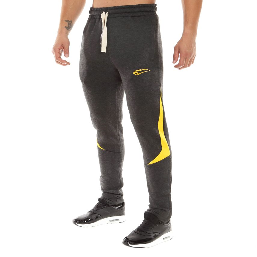 SMILODOX Jogginghose Herren Sport Fitness Gym Training  Freizeit Trainingshose – Bild 4