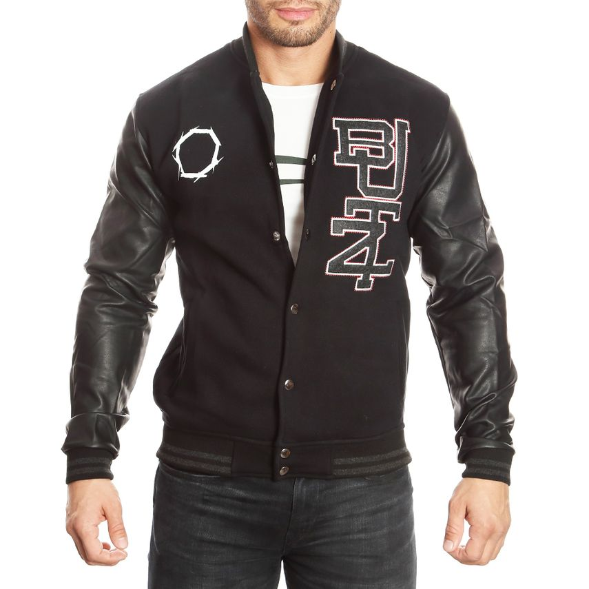 Butz Herren College Jacke Lvl Up – Bild 5