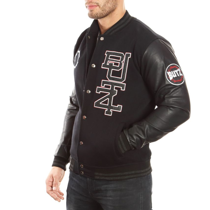 Butz Herren College Jacke Lvl Up – Bild 4