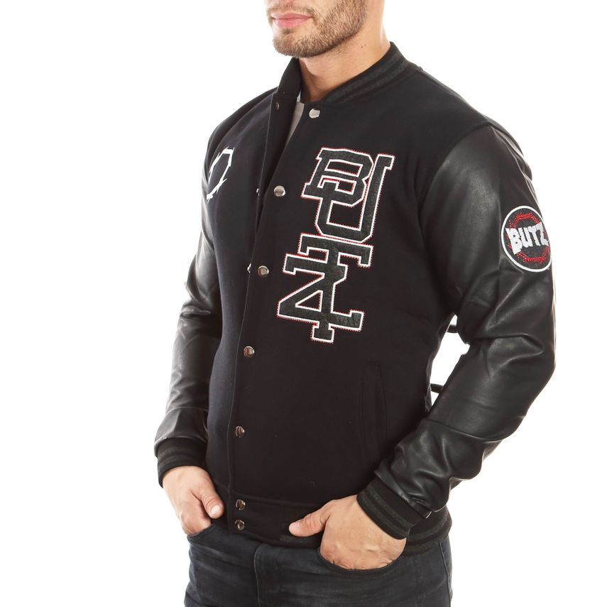 Butz Herren College Jacke Lvl Up – Bild 1