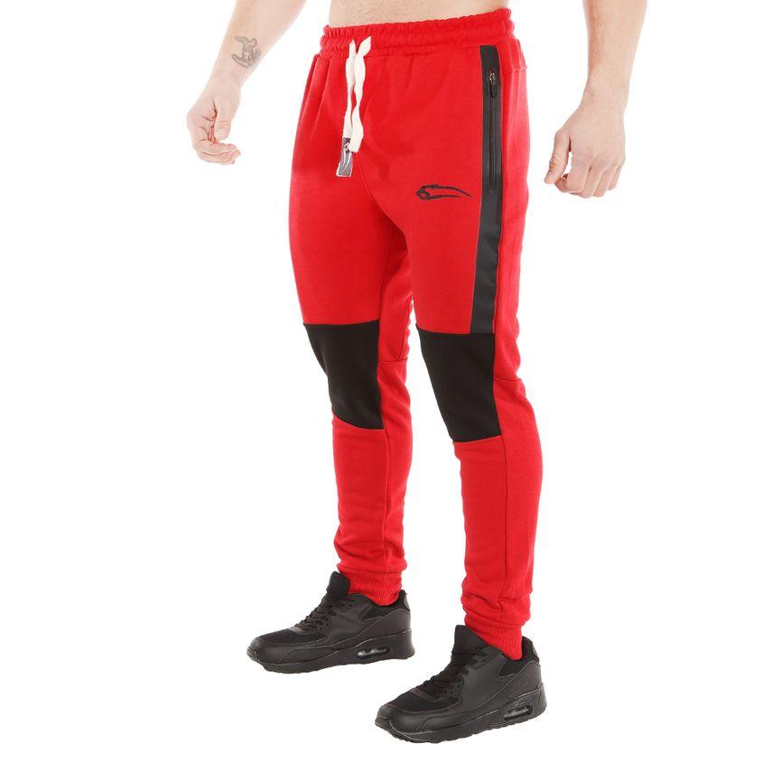 SMILODOX jogging trousers men sport fitness Gym training leisure training trousers – Bild 4